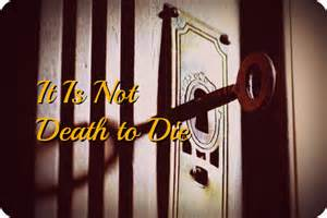 it is not death